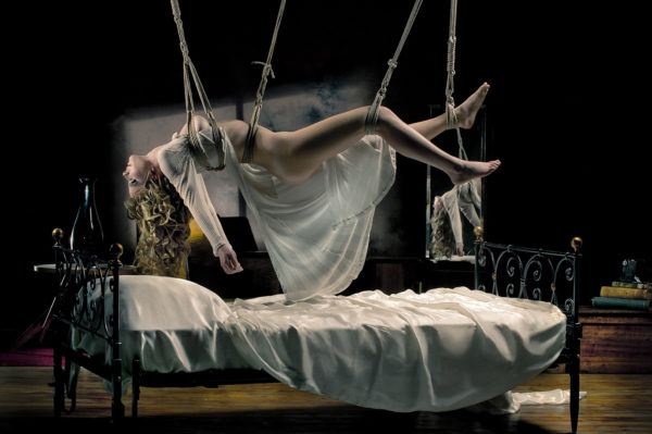 shibari-dream-2012 corde rope bondage fine art